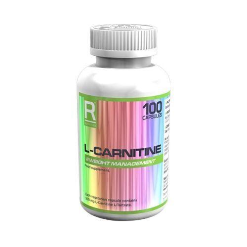 2x Reflex Nutrition L Carnitine Fat Burner Weight Management Amino Acid 100 Caps