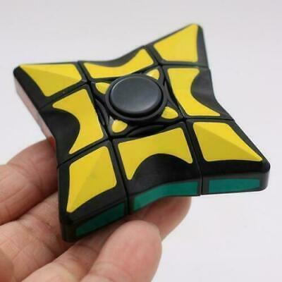 Fidget Spinner Cubo Puzzle Rompicapo Magia Gioco Idea Regalo hsb