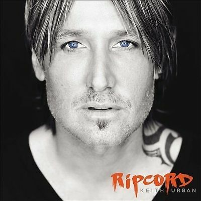 Keith Urban   Ripcord  Cd 2016  Wasted Time Brand New   Sealed