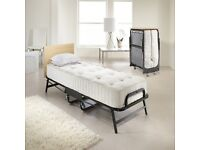 Jay-Be Crown Premier Single Folding Bed with Crown Bed Storage Cover as new