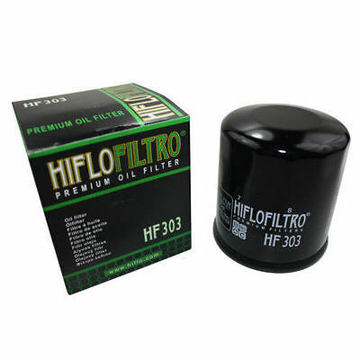 HIFLO HF303 MOTORCYCLE OIL FILTER   <em>YAMAHA</em> R6  YZF R6     1999 2005