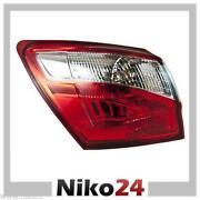 Nissan QASHQAI Rücklicht