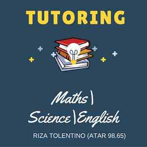 98.65 ATAR 2016 -MATHS, SCIENCE, ENG TUTORING (HornsbytoCentral) Hornsby Hornsby Area Preview