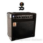 Portable Bass Amp