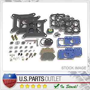 Holley 37-119 Renew Kit Carburetor Rebuild Kit For Model Number 4160
