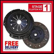Hyundai Coupe Clutch