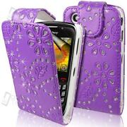 Blackberry Curve 8520 Case Purple