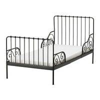 IKEA minnen toddler bed (no mattress)
