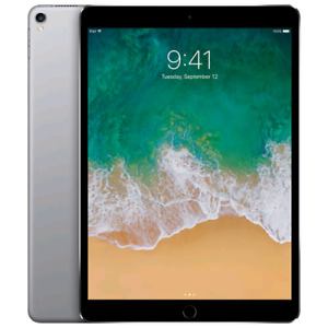 """Brand New Apple iPad Pro 10.5"""" 256GB WiFi with LTE - Space Gray"""