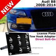 Audi License Plate Holder