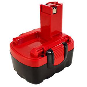 MTEC Akku Batterie für Bosch PSR 14.4VE-2 GSR 14.4VE-2 PSR 14.4 PSB 14.4V Accu