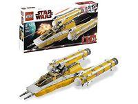 LEGO Star Wars 8037 : Y-Wing Starfighter.