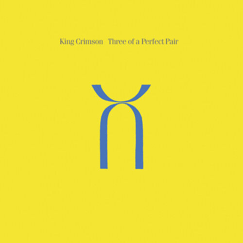 King Crimson - Three Of A Perfect Pair [New CD] With DVD, Anniversary Edition
