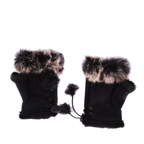 Fingerless Gloves eBay