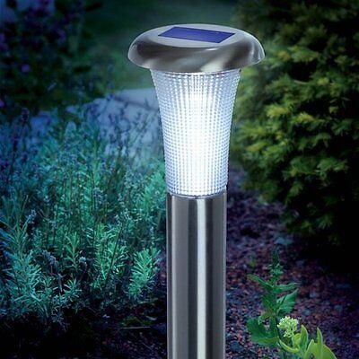 """LED Solarleuchte """"Vesuv"""", 6000 K, 102067"""