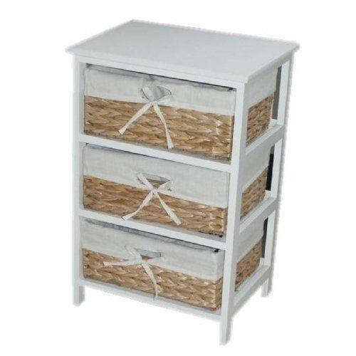 Rattan chest of drawers ebay