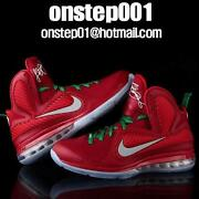 Lebron 9 Elite Red
