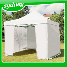 3 x 3m Pop-up Gazebo Marquee HC-02 WHITE or BLUE Matraville Eastern Suburbs Preview