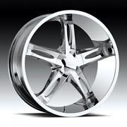 20 inch Yukon Wheels