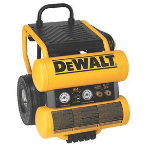 DeWALT Compresseur 4 Gal. Electrique 1.1HP (D55154)