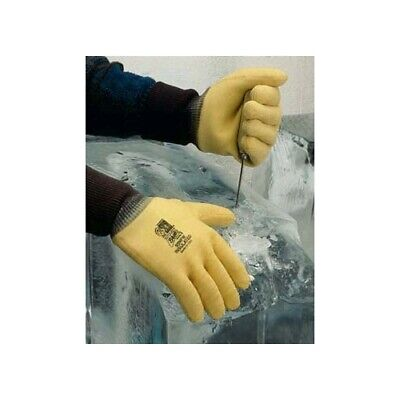 12 Pairs Showa Best Triple Insulated Rubber Gloves 95nfw Size Large