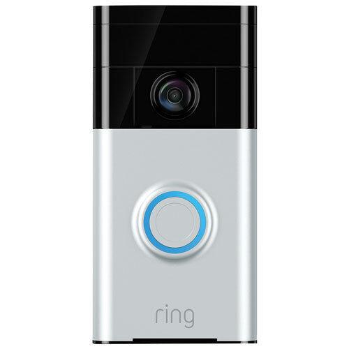 Wi-Fi Smart Video Doorbell 88RG000FC100