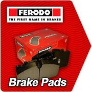 Peugeot 206 Brake Pads