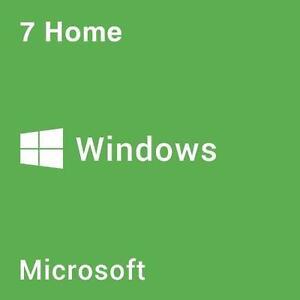 Microsoft Windows 7 Home Premium - 32/64-bit - OEM