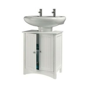 under cabinet bathroom storage bathroom cabinet bath sink storage unit white caddie 21101