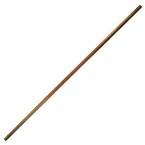 Martial Arts Wooden Bo Staff Red Oak Thick 1.20