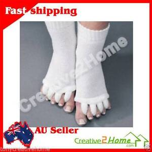 Comfy Toes Foot Alignment Socks Relief for bunions hammer toes cr Homebush West Strathfield Area Preview