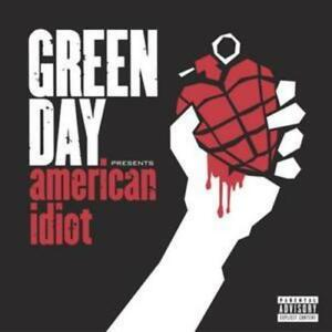 Green Day : American Idiot CD (2004)