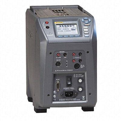 Fluke Calibration 9143-f-156 Dry-well Mid-temp W9143-insf 115v
