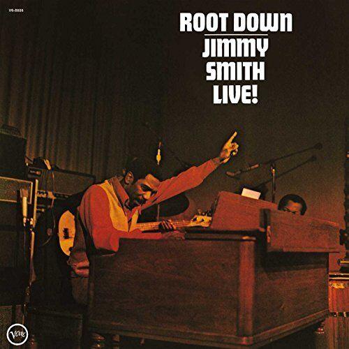 Root Down - Jimmy Smith - Live LP Vinyl VERVE