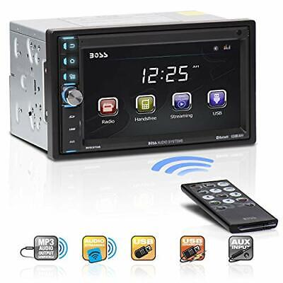 BOSS Audio Systems BV9370B Car Stereo - Double Din, Bluetoot