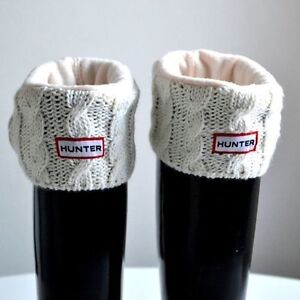 Hunter Cardigan Boot Socks- Two Pairs for $35
