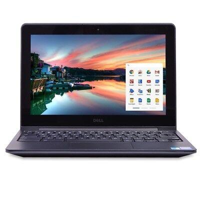 Dell Chromebook 11 Celeron 2955U Dual-Core 1.4GHz 4GB 16GB SSD 11.6