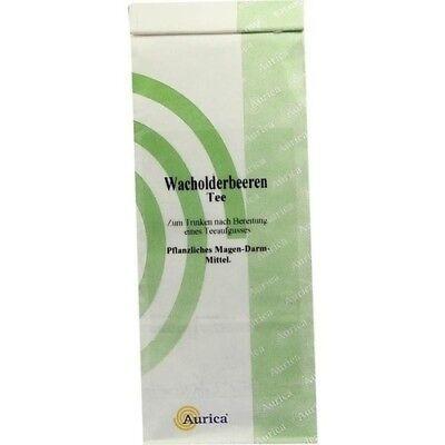 Wacholderbeeren Tee (WACHOLDERBEEREN Tee Aurica 80 g 03013090)