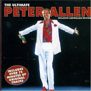 PETER ALLEN ULTIMATE CD NEW