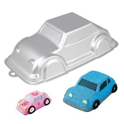 Geburtstagskuchen Auto Zinn Cruiser Automobile VW Käfer 3D Dekoration Pfanne ()