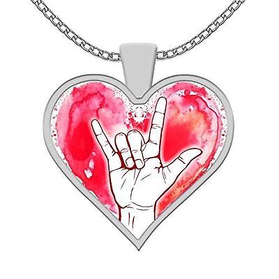 Love Gift - Gifts for your Loved Ones - I Love You (Sign Language)
