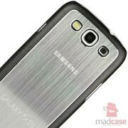 Samsung Galaxy S3 Silver Cover