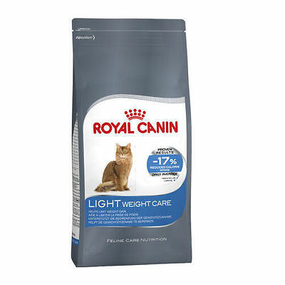 Royal Canin Feline Care Nutrition Light Weight Care Overweight Cat Food 400g