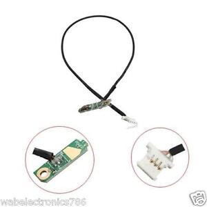 DELL STUDIO 1555 1557 1558 POWER SWITCH BUTTON BOARD WITH CABLE DD0FM8PB000