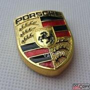 Porsche Wheel Emblem