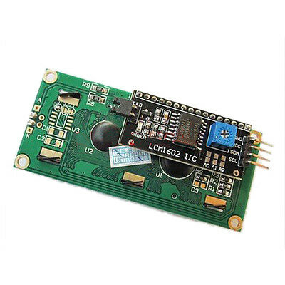 Iic I2c Serial Interface Module Board In 2004 Lcd1602 Lcd Adapter Plate T1
