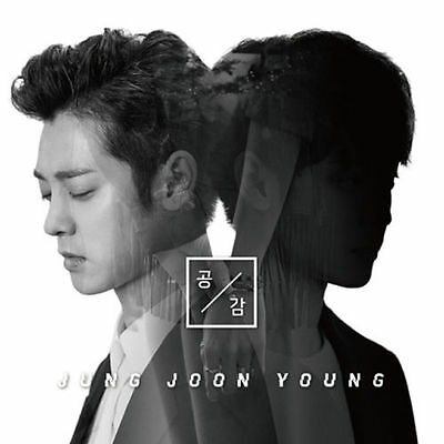 JUNG JOON YOUNG - [SYMPATHY/공감] 1st Single Album CD+Booklet K-POP Sealed