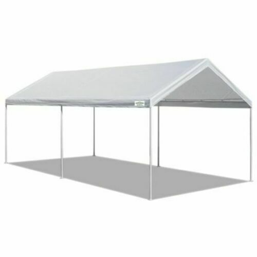 10' X 20' Portable Heavy Duty Canopy Garage Tent Carport Car