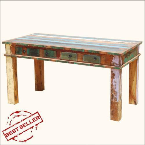 Distressed Wood Furniture Ebay