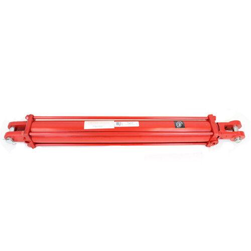 Lion Heavy-Duty Tie-Rod Hydraulic Cylinder 2500 PSI, 3in. Bore, 24in. Stroke